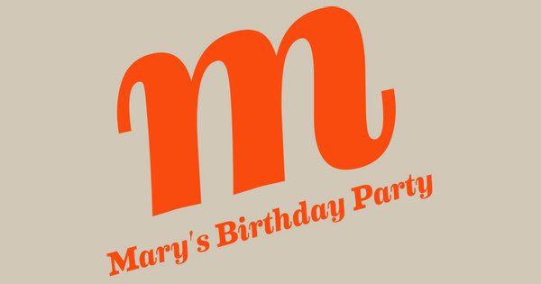 Mary's Birthday