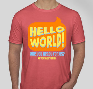 Hello World! Seniors