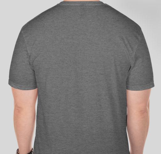 Support Serenata Staff through COVID-19 Fundraiser - unisex shirt design - back