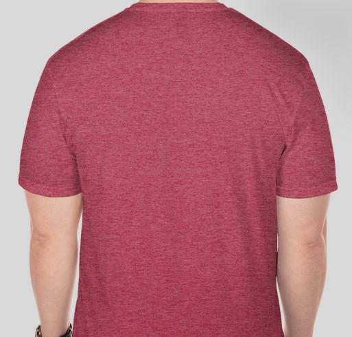 The Wiffle®Ball Championship 2020 Fundraiser - unisex shirt design - back