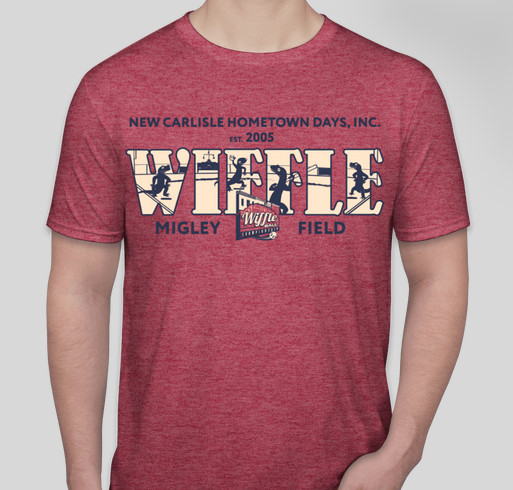 The Wiffle®Ball Championship 2020 Fundraiser - unisex shirt design - small
