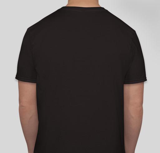 Season Three: Bingeworthy T-shirts Fundraiser - unisex shirt design - back