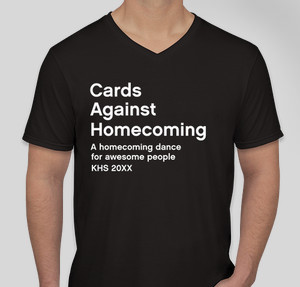 homecoming and prom t shirt designs designs for custom homecoming