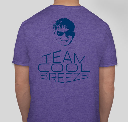 Jdrf walk to cure diabetes 2015 team cool breeze custom for Jdrf one walk t shirts