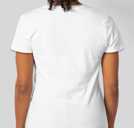 Protect Mustangs - Wild & Free Fundraiser - unisex shirt design - back