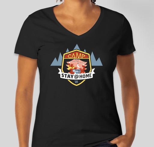 Hanes Women's Nano V-Neck T-shirt