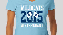 Wildcats Color Guard