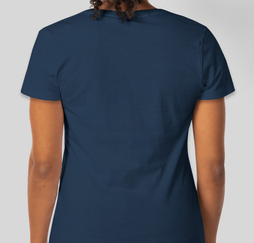 Liberated 2 Liberate Fundraiser - unisex shirt design - back