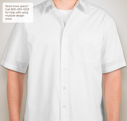 Port Authority Short Sleeve Easy Care Shirt - White / Light Stone