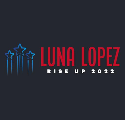 Help Luna Say No To Censorship! shirt design - zoomed