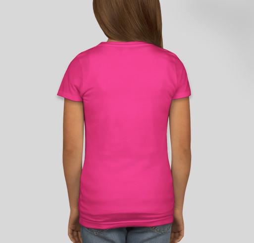 ESS Spirit Wear 2020-2021 Fundraiser - unisex shirt design - back