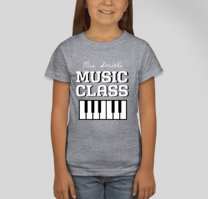 Mrs. Smith's Music Class