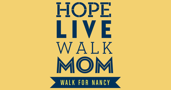 Hope Live Walk Mom