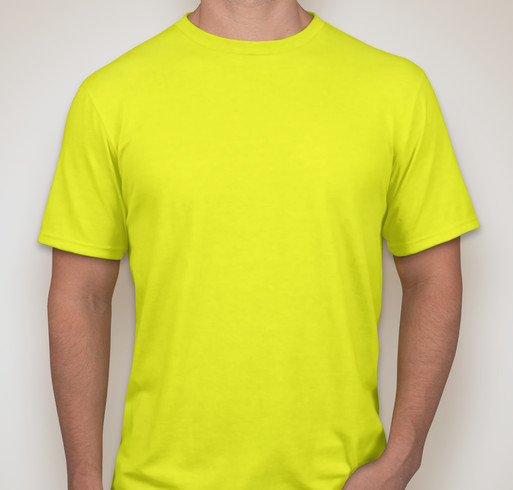 Custom district concert t shirt design short sleeve t for Neon coloured t shirts