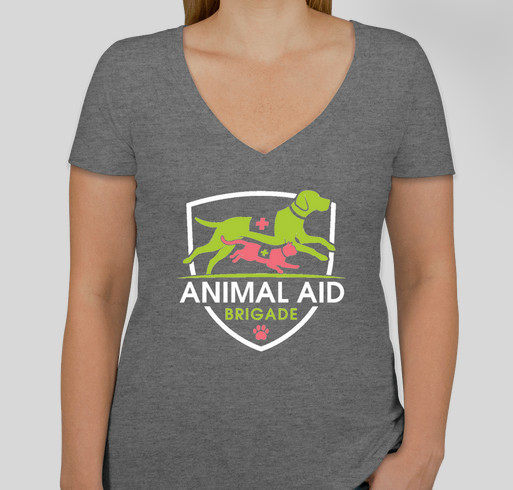 Get Your Brigade Gear! Fundraiser - unisex shirt design - front
