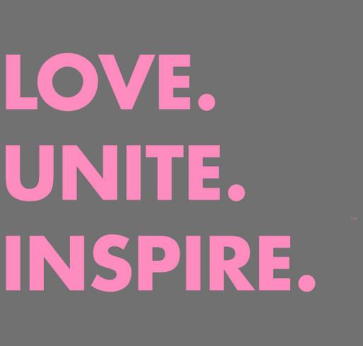 Divine Divas of the Ta-Ta Sisterhood for the Susan G. Komen Breast Cancer 3 day shirt design - zoomed