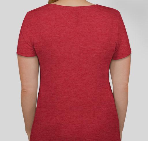 Oaks Stand Strong: Royal Oak 100th Memorial Day Parade Fundraiser Fundraiser - unisex shirt design - back