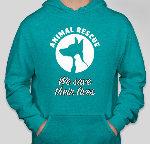 S O S for ANIMAL RESCUE Custom Ink Fundraising