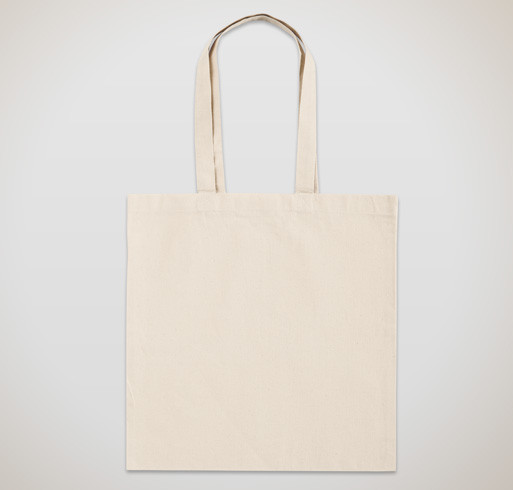 Lightweight 100% Cotton Tote - Selected Color