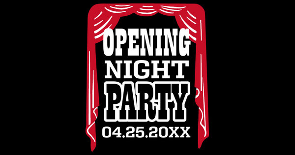 Opening Night Party