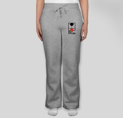 Gildan Ladies Open Bottom Sweatpants