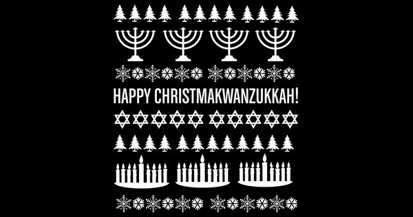 Happy Christmakwanzukkah!