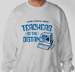 Teachers Go The Distance