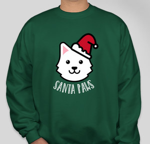 5da51f64 Christmas T-Shirt Designs - Designs For Custom Christmas T-Shirts ...