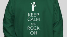 Keel Calm and Rock On