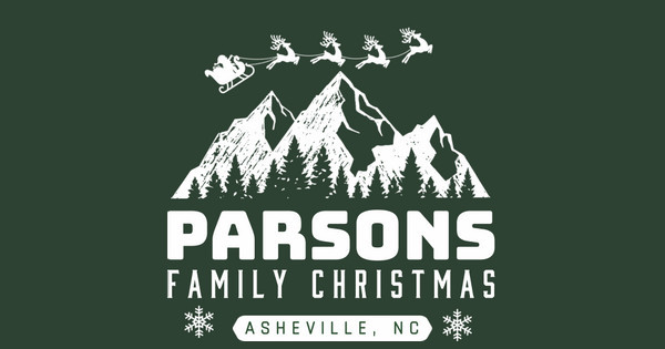 Parsons family christmas