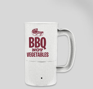BBQ not Vegetables