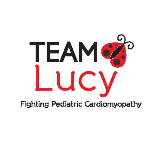 Team Lucy - Jr. Shirt shirt design - zoomed