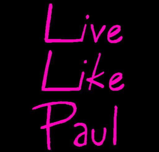 Team Ann and Paul Coakley shirt design - zoomed