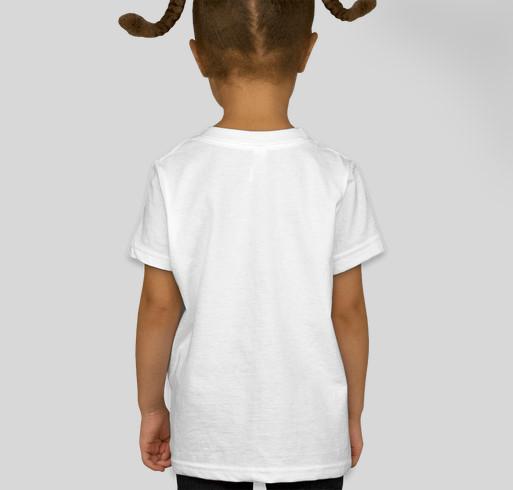 Team Lucy - Jr. Shirt Fundraiser - unisex shirt design - back