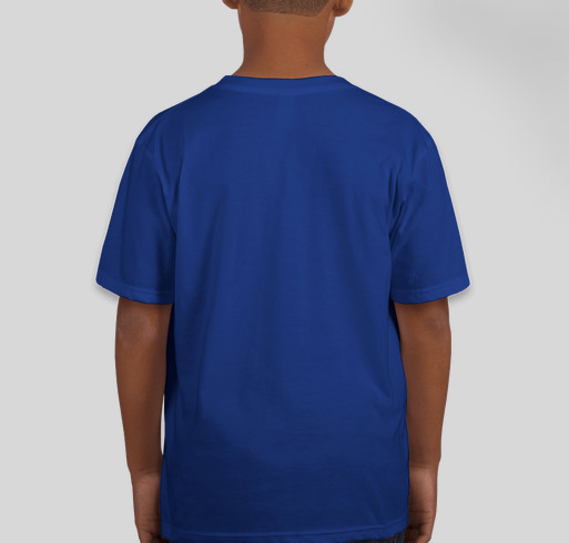 National Stearman Fly-In! Fundraiser - unisex shirt design - back