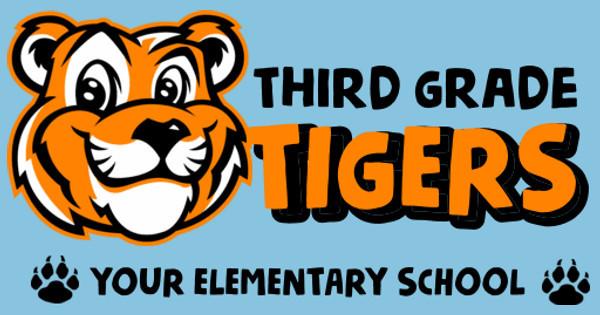 Third grade tigers