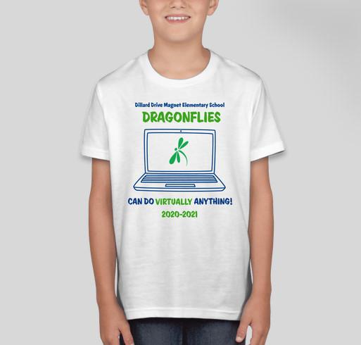 Dillard Drive Elementary School Fundraiser Fundraiser - unisex shirt design - front