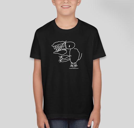 Kaden Fights Cancer Fundraiser - unisex shirt design - front