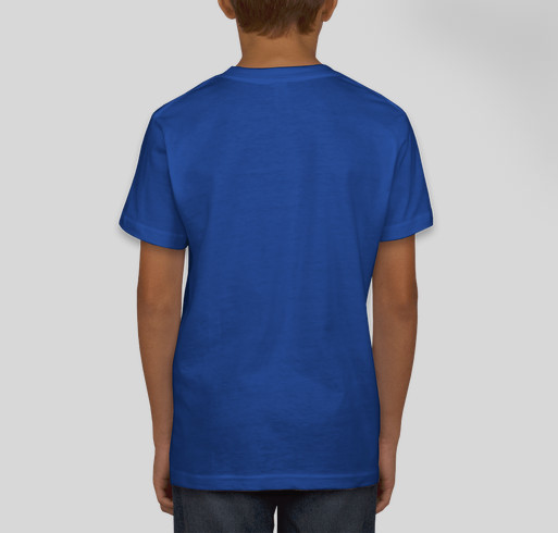 2018-2019 Adams Elementary Spirit Wear Fundraiser - unisex shirt design - back
