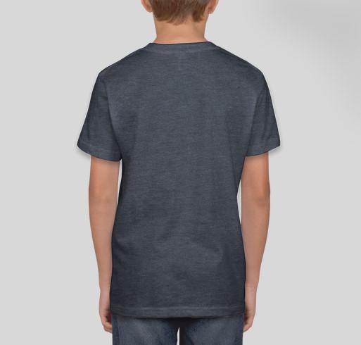 Adams Elementary Spirit Wear Sale! (and Fund shirts for ALL staff!) Fundraiser - unisex shirt design - back