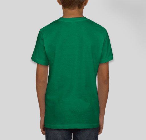 2019-2020 Adams Elementary Spirit Wear Fundraiser - unisex shirt design - back