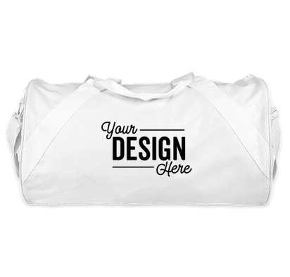 Liberty Bags Small Duffel Bag - White