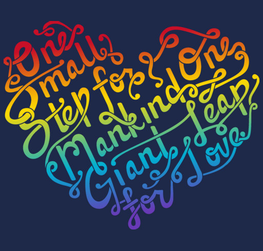 LOVE for Orlando! shirt design - zoomed