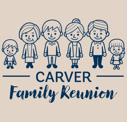 Carver Family Reunion design idea