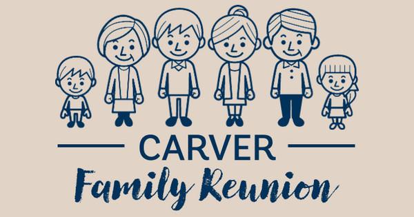 Carver Family Reunion