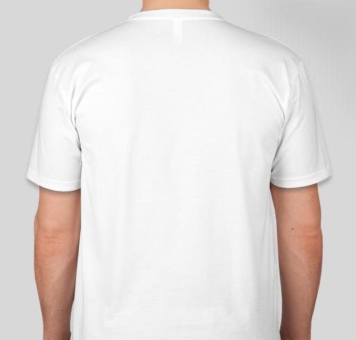 Kidd's Kids Fundraiser - unisex shirt design - back