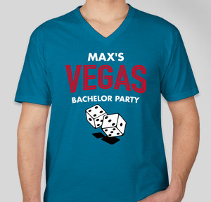 Max's Vegas Bachelor Party