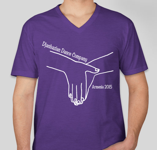 personal shirts for armenia 2015 Fundraiser - unisex shirt design - front