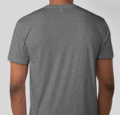 Help Support the Amy Rose Grabina Memorial Scholarship Endowment Fundraiser - unisex shirt design - back