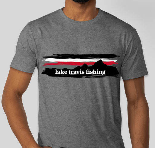 Lake travis hs fishing team t shirts custom ink fundraising for Custom team t shirts